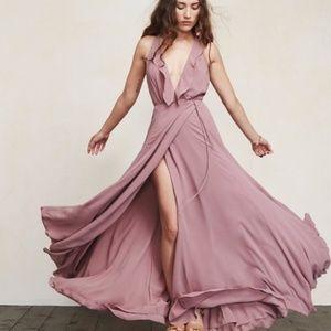 Reformation Gisele / Arianna Dress NWT M